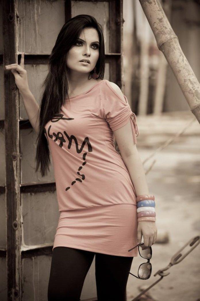 Hasin Roushan Bangladeshi Model's Unseen Photo 2