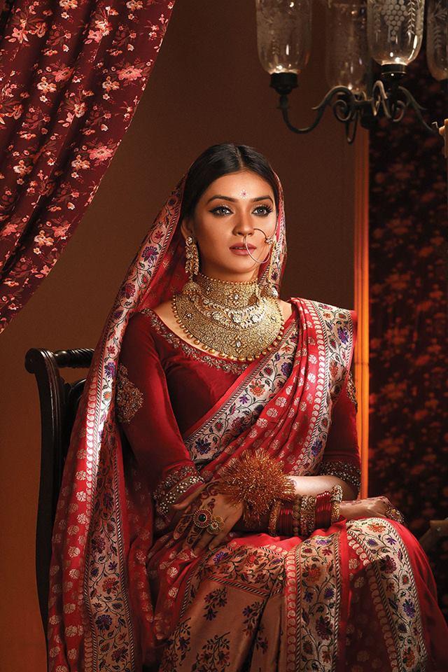 Bangladeshi Model & Actress Sharlina Hossain 14