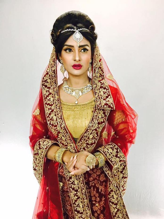Bangladeshi Actress Nijhum Rubina Short Biography & Pictures 6