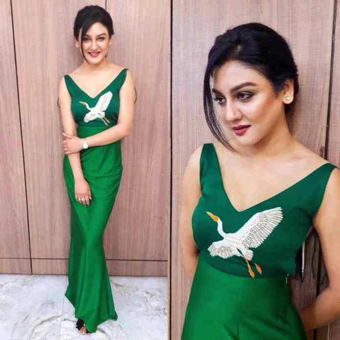 Bengali Actress Jaya Ahsan Best Images 6