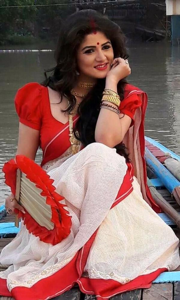 Srabanti Chatterjee Latest Photos 38