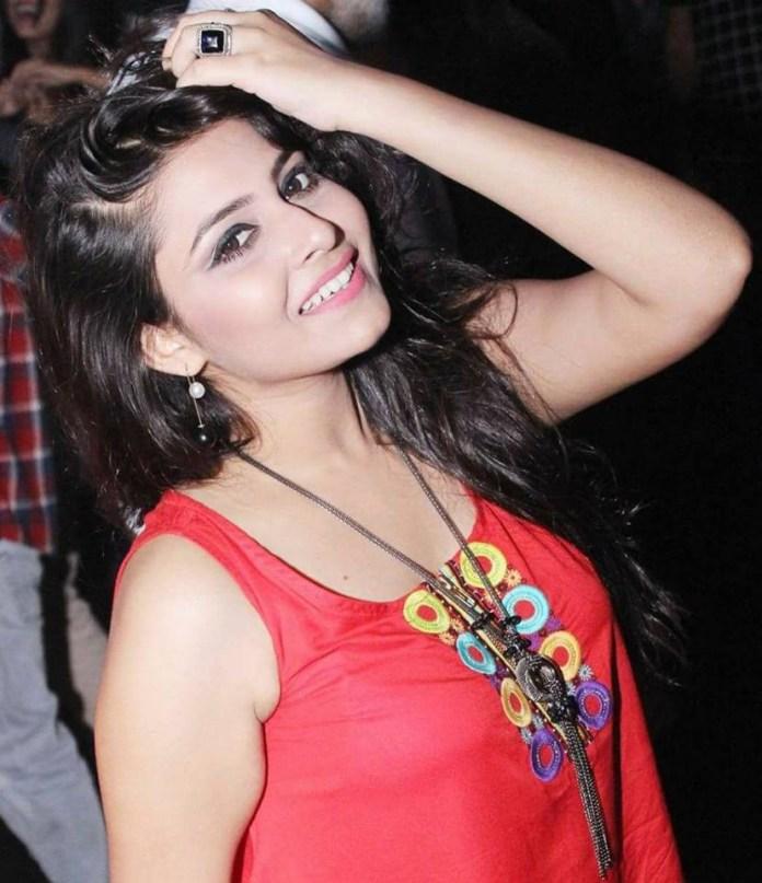 Ashmita Mukherjee Bengali Actress 1
