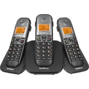TELEFONE SEM FIO TS 5123 PT