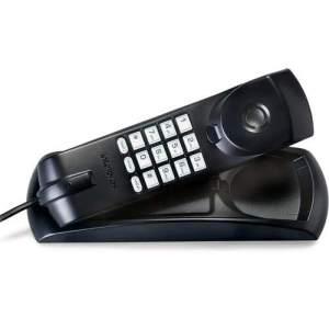 TC 20 - Telefone com fio (preto)