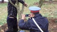 إنزكان:التحقيق في جثة مواطن وجدت معلقة بشجرة قرب سوق الطماطم بأيت ملول
