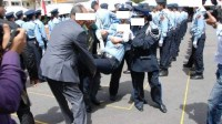 الشرطي المتدرب الذي سرق مبلغا ماليا  زملائه بمركز التكوين يفاجئه الحموشي بهذا القرار