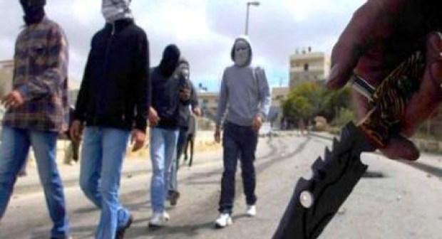 """عصابة ملثمة تهاجم زبون وكالة بنكية بساحة الدشيرة، وتسلب منه مبلغ 15 مليون سنتيم على طريقة أفلام """"الأكشن"""""""