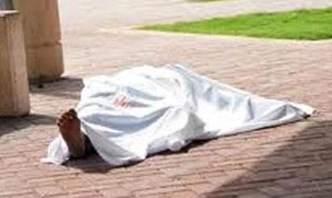 """العثور على جثة بالقرب من مقر مؤسسة إدارية بشارع """"أكادير"""" يستنفر الأجهزة الأمنية"""