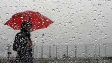 الأرصاد الجوية تتوقع هطول أمطار متفرقة عطلة نهاية الأسبوع.