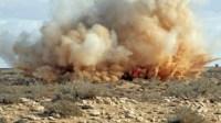 خطير:إصابات في إنفجار لغم بمدينة العيون