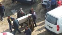 (+صور)جنازة رهيبة لضحايا سفاح قاتل 10 أفراد من نفس الأسرة