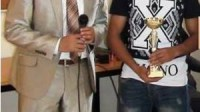 التلميذ المهدي الزريدي من انزكان  يفوز بكأس العرب في الملاكمة وزن 60 كلغ