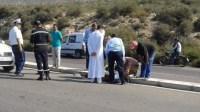 عااجل بالصورة:حادثة سير خطيرة ضحيتها عامل نظافة ببلدية أكادير