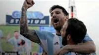 الأرجنتين – فنزويلا (4-1)