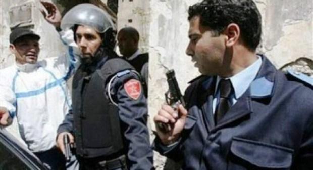 صادم: شرطي يطلق رصاصة على رئيسه بمكتبه بعد خلاف حاد، ويرديه قتيلا في الحال.