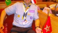 ذ.القائد حميد المنيعي رئيس اللقاء العشرين للجوالة العرب بالمغرب في حوار مع أكادير24.