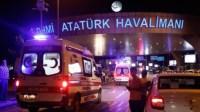 """عاجل: انفجار وعملية إطلاق نار عشوائية، بمطار """"أتاتورك""""الدولي"""