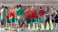27 لاعبا ضمن اللائحة النهائية للأسود أمام ألبانيا وساوتومي