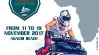 شاطئ أكادير يستضيف نهائي بطولة العالم للدراجات المائية لسنة 2017 للمرة الأولى بالقارة الإفريقية