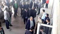 حضور شخصيات سياسية سوسية وزانة للديربي البيضاوي بأكادير