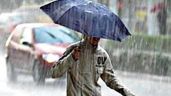 التساقطات المطرية زخات رعدية أمطار