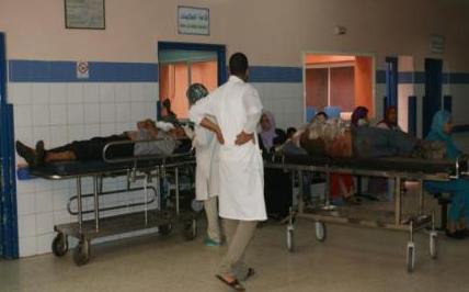 مواطنة تكسر قدم طبيب بالمستعجلات وتخرب ممتلكات المستشفى بطريقة هيسترية تفاصيل أخرى مثيرة