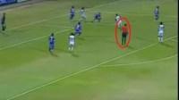 حكم يسجل هدفا تاريخيا في الدوري المصري!