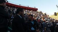"""أخنوش يغرق مدينته بمناضلي حزب """"الحمامة"""" ويتسبب في أزمة سير – صور"""