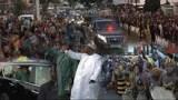 ساكنة غينيا تخرج للشوارع لاستقبال الملك محمد السادس