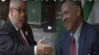العاهل الأردني يجتمع ببنكيران ورئيسي مجلس النواب والمستشارين