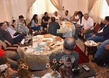 جمعية ايزوران نوكادير تكرم اللاعب السابق للحسنية بومبا امام تجاهل فريقه الاصلي حسنية اكادير