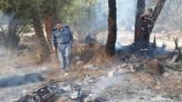 بالصور والفيديو:حريق يأتي على أزيد من 100 نخلة بتافراوت يستنفر السلطات