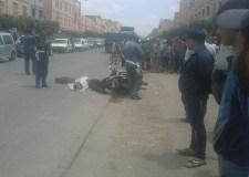 عاجل:شاحنة تدهس سائق دراجة نارية وتحوله إلى أشلاء بالقليعة
