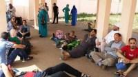 عائلات المعتقلين تصرخ: 10 دقائق لا تكفي حتى للعناق والبكاء من كثرة الشوق
