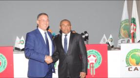 رئيس الاتحاد الإفريقي يعين فوزي لقجع نائبا ثالثا له