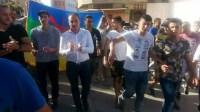 مستشار الرئيس الفرنسي ماكرون في قلب مسيرة الحسيمة