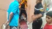 عاجل …. عناصر الوقاية المدنية تقل مريض صوب المستشفى الاقليمي لبيوكرى