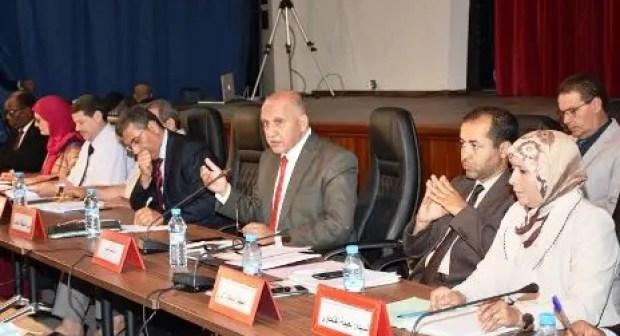 حزب العدالة والتنمية بأكادير وتجربة تنفيذ أشغال عمومية