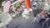 شاهدوا كيف تمت سرقة هاتف محمول من مقهى بسرعة البرق.