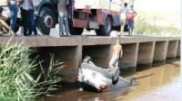 مهول: وفيات إثر سقوط سيارة من أعلى قنطرة بأكادير.