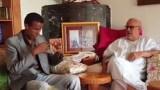 شاهد مقلد ينكيران رفقة الأخير على قناة تلفزية