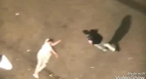 """خطير.. عنف و """"سيبة"""" في الشوارع لم تسلم منه حتى النساء"""