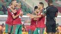 +فيديو الأهداف:المنتخب المغربي يحقق العلامة الكاملة في مبارته أمام مالي والتي أنهاها بسداسية.