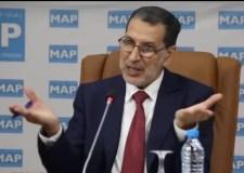ايجابات العثماني عن اسئلة الصحافيين