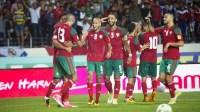 +فيديو و صور:المنتخب الوطني يغرد عاليا و يمطر شباك الغابون بثلاثية و يقترب من مونديال روسيا