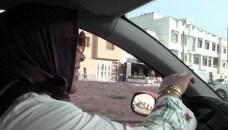 """+صور: """"نعيمة"""" أول امرأة في سوس تكسر طوق قيادة الطاكسيات من طرف الذكور بأكادير"""