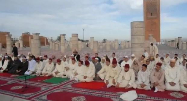 الإعلان عن إقامة صلاة الاستسقاء بالمصليات والمساجد الجامعة، بمختلف جهات وأقاليم المملكة