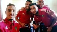 مدرب المنتخب الوطني يوجه الدعوة لأربعة لاعبين من حسنية أكادير لكرة القدم