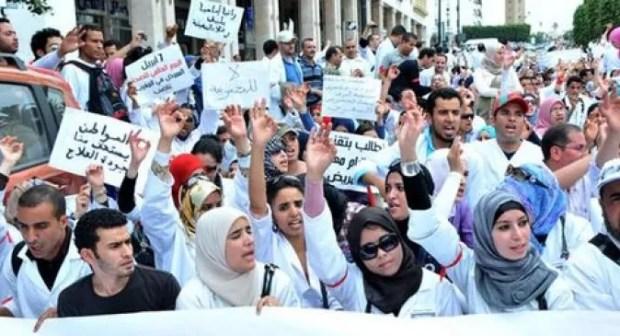 أطباء القطاع العام غاضبون ويعلنون عن إضراب يشل المستشفيات