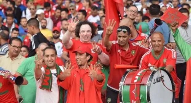 التجسس الروسي يلاحق الجمهور المغربي قبل المونديال